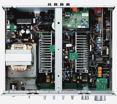 A-S501、内部