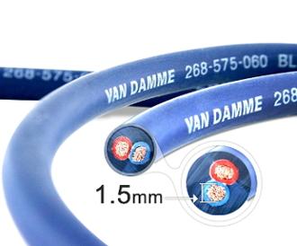 Van Damme Blue Series
