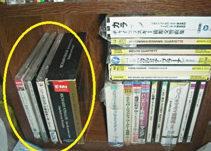 CD棚-売却分