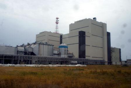 能代火力発電所