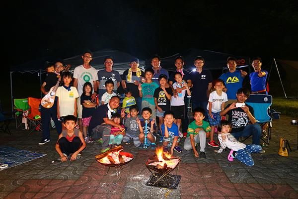 太平山キャンプ