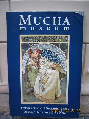 ミュシャ博物館