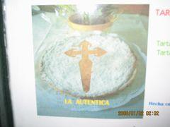 サンチアゴケーキ