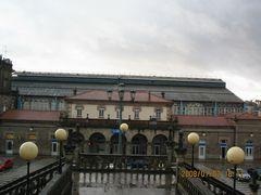 サンチャゴ駅