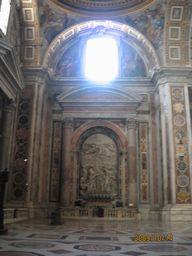 聖大レオ1世の祭壇
