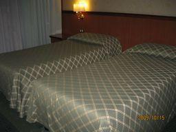 ローマホテル部屋
