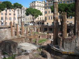 アルジェンティーナ神殿跡