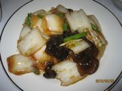 白菜と湯葉