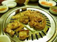 豚肉のカルビ