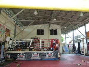 キックボクシングジム