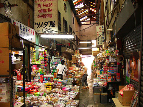 中央菓子卸市場