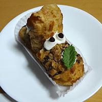 「カシワニ」シュークリーム!