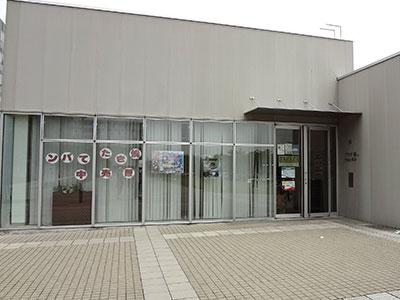 東京大学柏キャンパスのカフェテリア