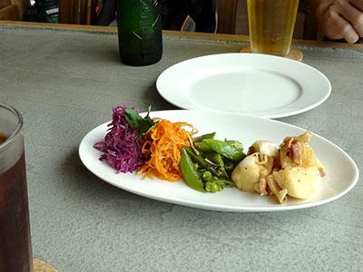 numacafe(ヌマカフェ)の前菜