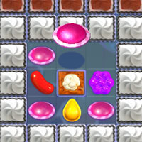 Candy Crush SagaのUFO