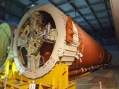 種子島宇宙センター H-IIロケット7号機
