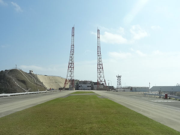 種子島宇宙センター 発射場