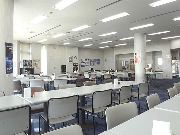 種子島宇宙センター職員食堂