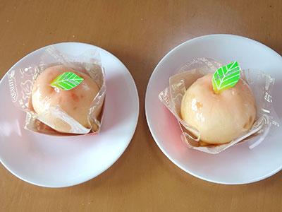 石窯パン工房サフランの「桃子」