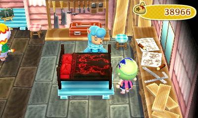 リメイク 家具 とび 森