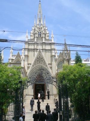 Stグレース大聖堂