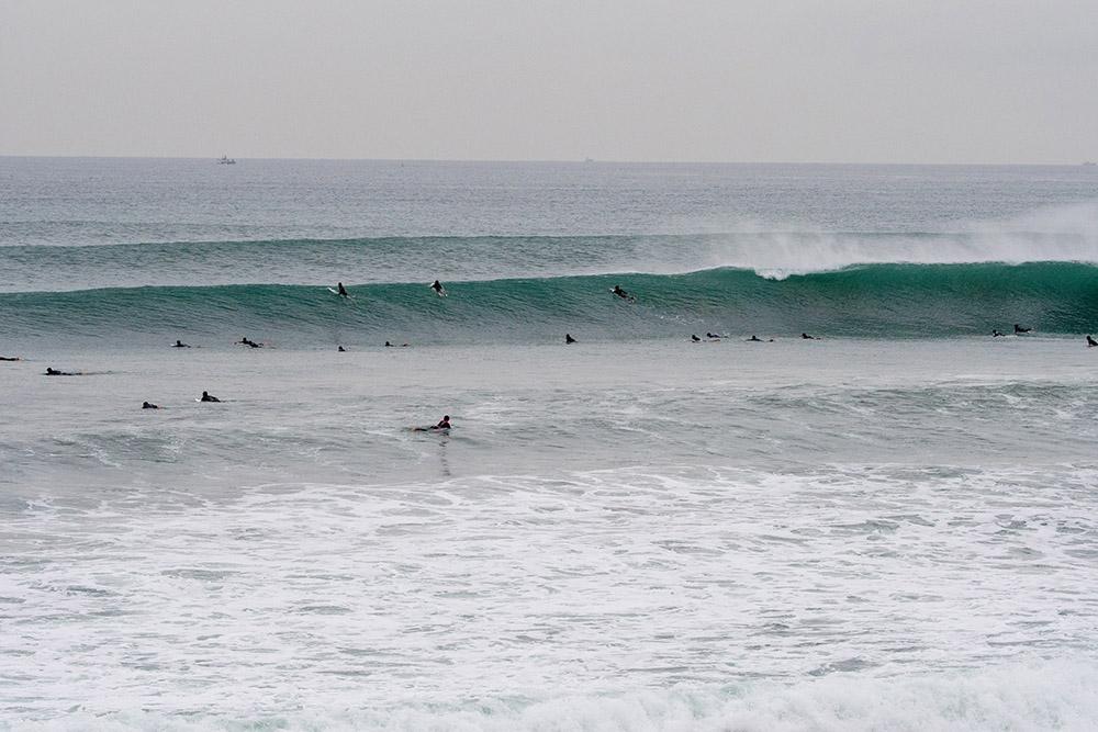 鎌倉のサーフィン