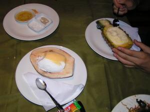 スティッフ・チリのおいしいシャーベット