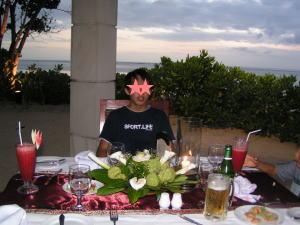 素敵なマジョリーのテーブルセッティング