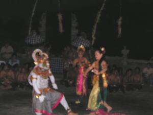 王子たちのダンス