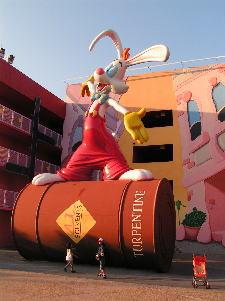 ディズニー・ワールド:ポップ・センチュリー90年代棟
