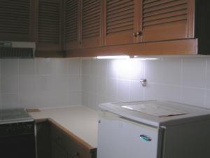 サヌール・パラダイス・スイートのキッチン2