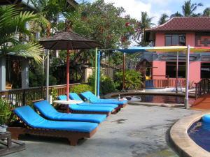 バリ・ダイナスティの幼児用プール