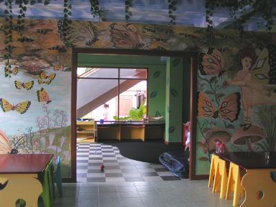 バリ・ダイナスティ・リゾートのキッズルーム