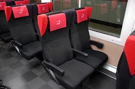 成田エクスプレス座席