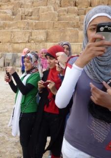 エジプトの子供たち