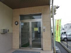 植田商店玄関