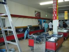 精肉鮮魚売り場
