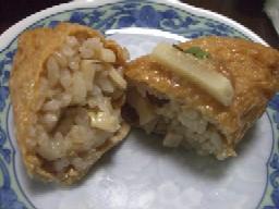かぐや稲荷寿司