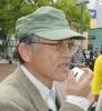 宗宮弘明・2011アースデイあいちLOVE&ビンボー実行委員長