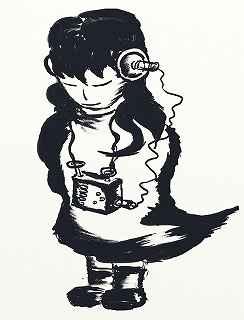 蓄音機少女