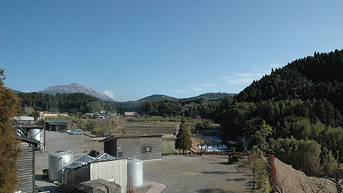 霧島の焼酎蔵「明るい農村」