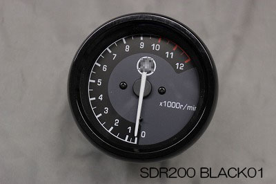sdr200 電気式タコメーター