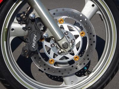 SDR200 ブレーキ