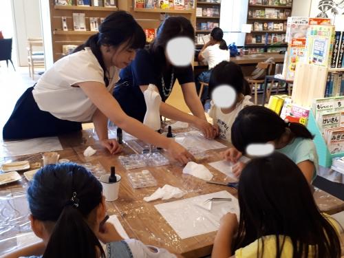 広島蔦谷書店イベント風景1