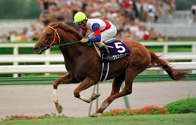 1999年宝塚記念(グラスワンダー)