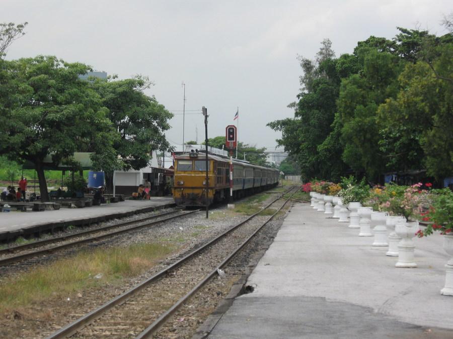 タイの電車