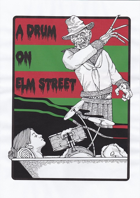 エルム街のドラム