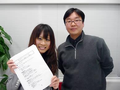 木曜担当・内山美穂さん(左) ラジオディレクター... 木曜担当・内山美穂さん(左) ラジオディ