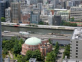 第一ホテル両国からの景色:隅田川