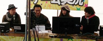 ニコニコ書店会議ゲーム実況 ドグマ風見・毛利名人・みるきぃぬ・茸写真2